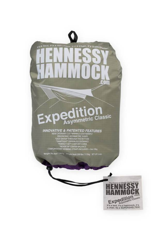 Expedition Asymmetric Classic stuff sack