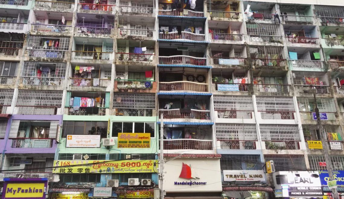 Yangon, Myanmar – It's Worth a Visit