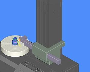 MarSim Measuring Machine Simulation