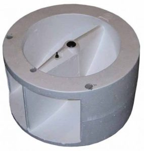 Foam Rotor Balanced