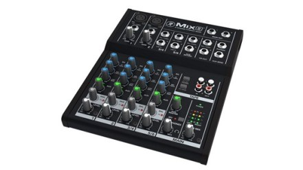 Mix8 Mixer