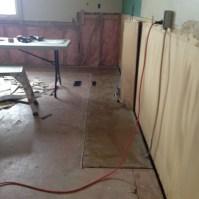 New insulation added