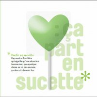 Saint Valentrain : La SNCB part en sucette !*