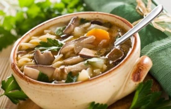 Суп с белыми грибами – Вкусно и Душисто
