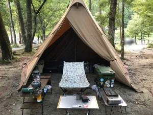 サーカスTC in 黄和田キャンプ場