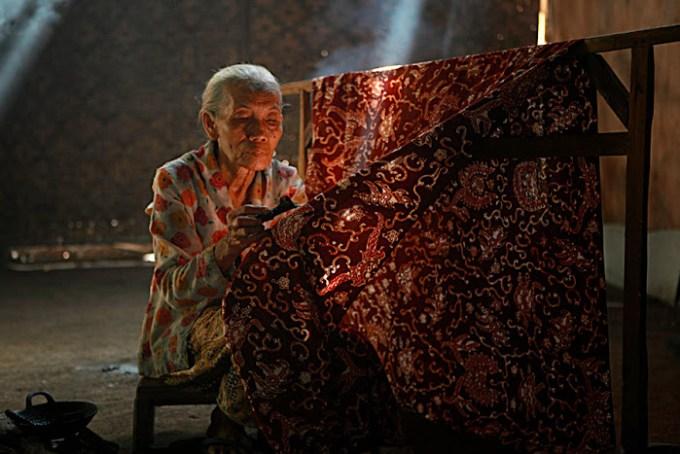 penrajin batik tulungagug