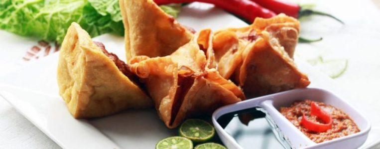 Batagor Makanan khas Sunda Asli