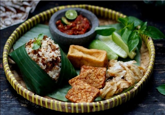 Nasi Tutug Oncom Makanan Khas Sunda Asli