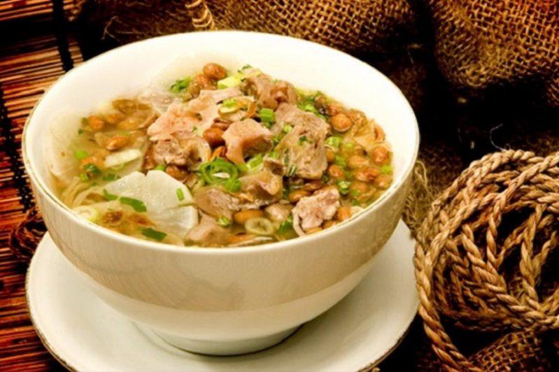 Soto Bandung Makanan Khas Sunda asli