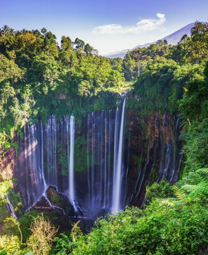 air terjun terindah di dunia tumpak sewu