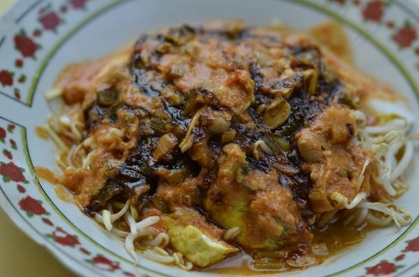 geco makanan khas sunda asli