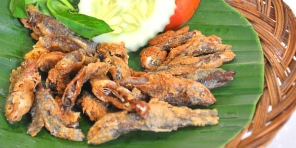 nasi uceng, makanan khas blitar