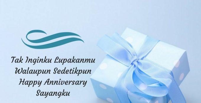 ucapan happy anniversary lucu dan romantis