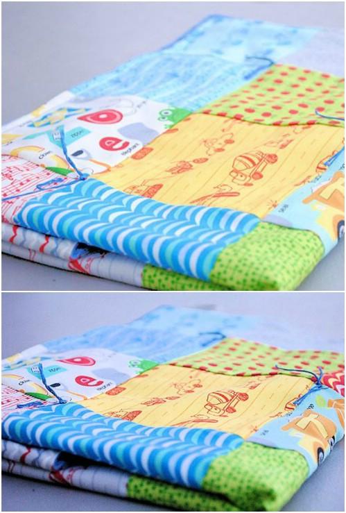 cara membuat kerajinan lucu dari kain flanel