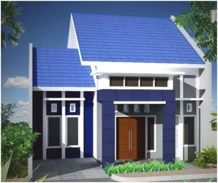 Desain Eksterior Rumah Mewah 1 Lantai  120 warna cat rumah minimalis mewah dan menawan 2018