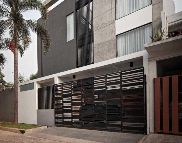 contoh pagar rumah
