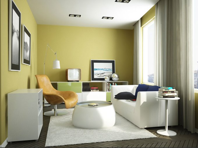 model rumah