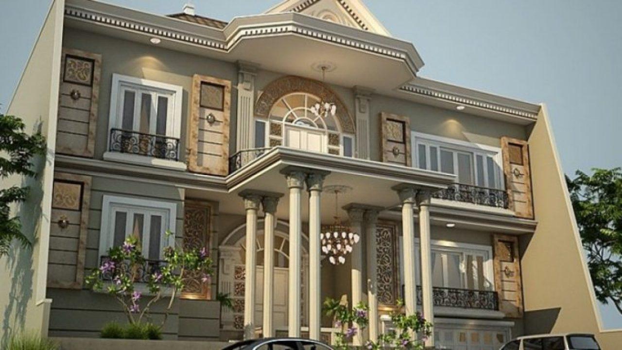 92 Foto Desain Rumah 2 Lantai Eropa Klasik Yang Bisa Anda Tiru Download