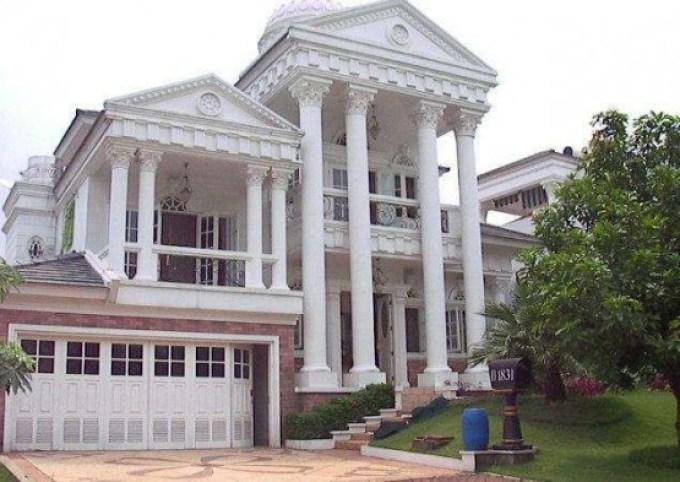 model rumah klasik eropa