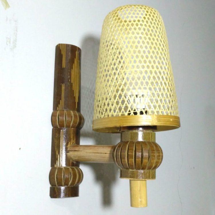 kerajinanan anyaman dari bambu