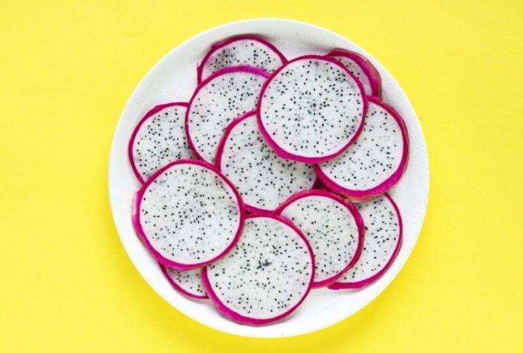 cara menanam buah naga di pot