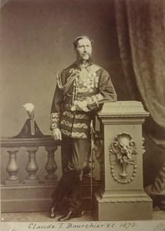Claude Bourchier V.C. 1873