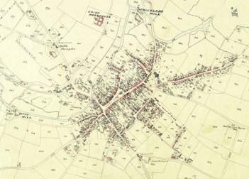 Andover tithe map