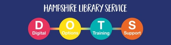 Image result for DOTS hampshire libraries