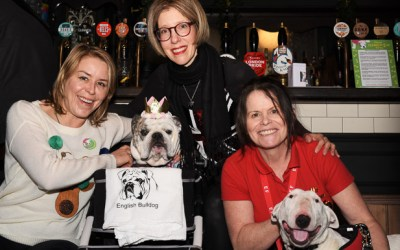Thank you to the Hampstead Community who raised a whopping £3,000 to help rescue dogs from China!