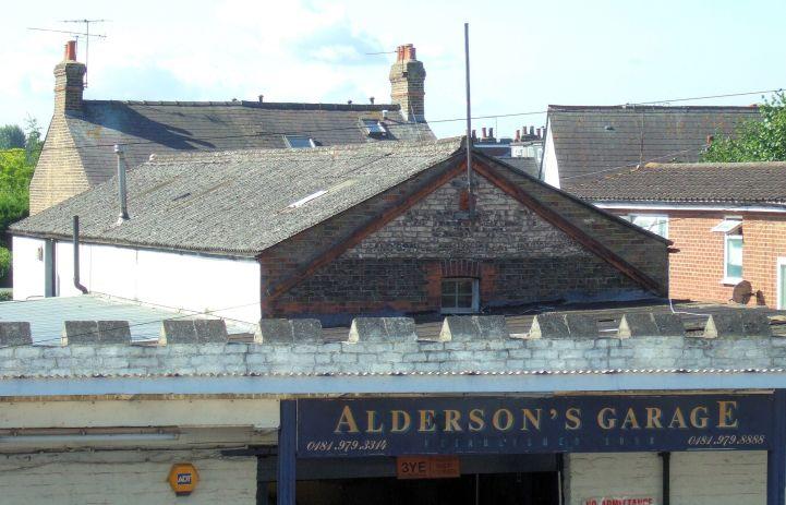 We say farewell to Aldersons Garage in Hampton
