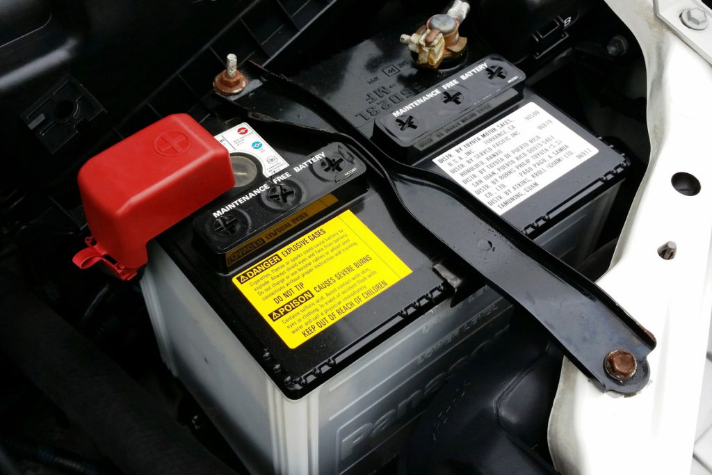 car battery fitted and tested in hampton