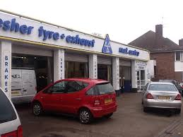 Esher Tyre and Exhaust Closed Down
