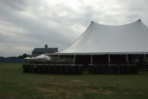 Large Scale Event Production