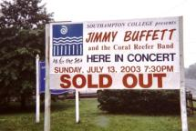 Southampton Sold out Concert