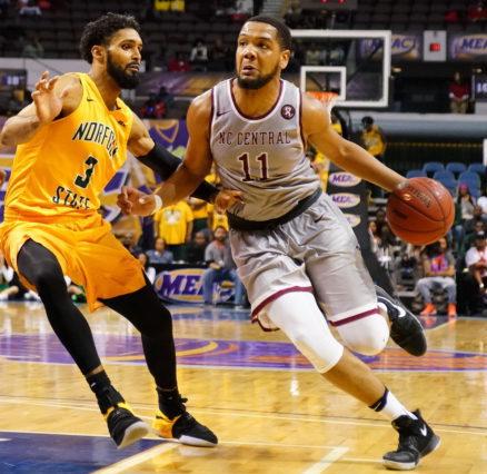 North Carolina Central Wins MEAC Men's Basketball ...