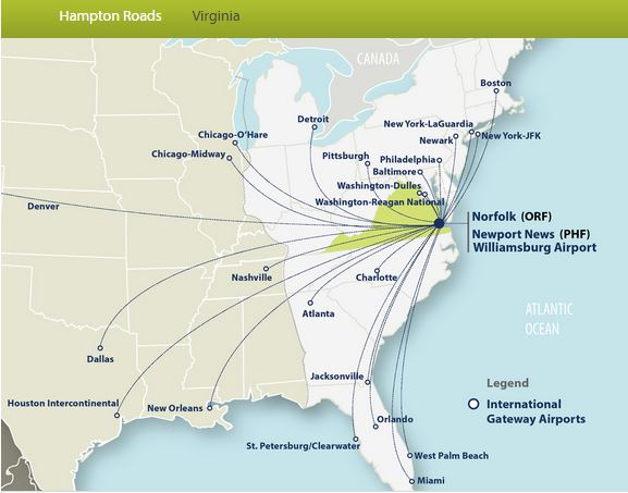 Map American Airlines Airport