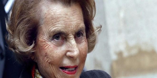 """وفاة صاحبة شركة """"لوريال"""" وأغنى امرأة في العالم """"ليليان بيتنكورت"""""""