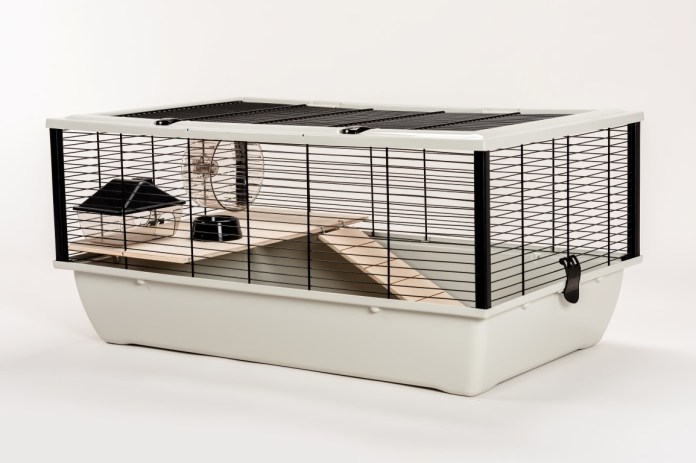 Cage & Habitat of Hamsters