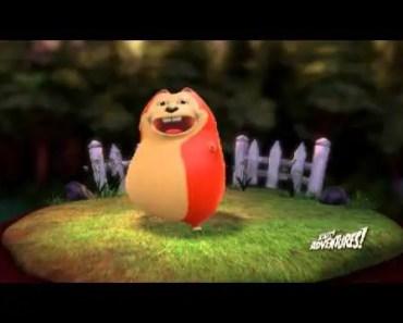 "Funny kinect adventures hamster. ""AWWW YEAHHHHH!!!"" - funny kinect adventures hamster awww yeahhhhh"