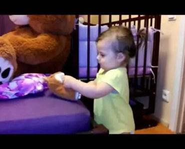 Baby vs Taking Hamster Toy - baby vs taking hamster toy