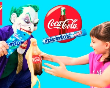 Bad Kids and Joker on a Picnic with Coca Cola & Cup Cake Accident - bad kids and joker on a picnic with coca cola cup cake accident