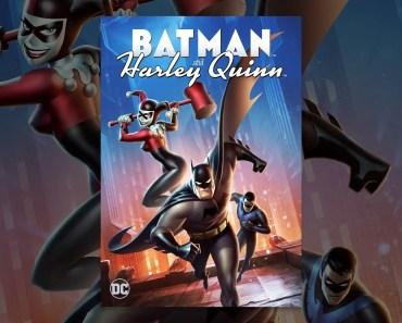 DCU: Batman and Harley Quinn - dcu batman and harley quinn