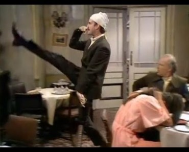 Don't Mention the War! - Fawlty Towers - BBC - dont mention the war fawlty towers bbc