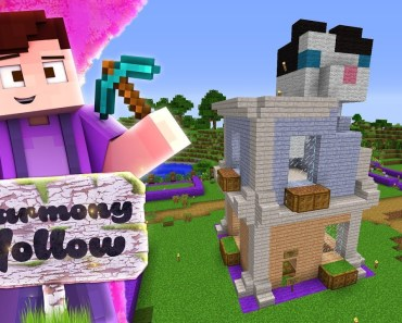 "Harmony Hollow SMP | ""Hamster Shop"" | Ep. 9 (Season 3) - harmony hollow smp hamster shop ep 9 season 3"