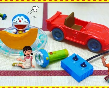 Jaian vs. Suneo Go Fishing Funny Video Cartoon Doraemon stopmotion Toys for Kids DIY toy mini - jaian vs suneo go fishing funny video cartoon doraemon stopmotion toys for kids diy toy mini