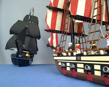 LEGO Pirate Sea Battle - LEGO Police Chase Part 3 - lego pirate sea battle lego police chase part 3
