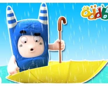 Oddbods - Weatherbods | Funny Cartoons For Children - oddbods weatherbods funny cartoons for children