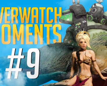 Overwatch Moments #9 - overwatch moments 9