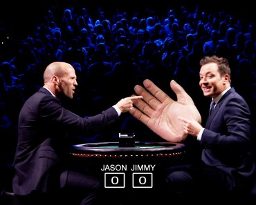 Slapjack with Jason Statham - slapjack with jason statham