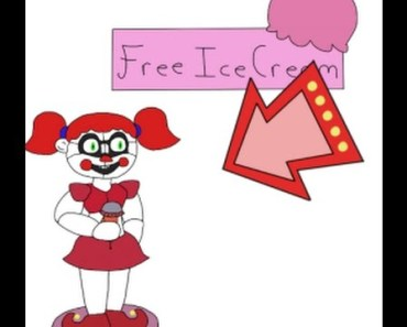 The horror of free Ice cream ( FNAF SISTER LOCATION COMIC) by TheFulvousFox - the horror of free ice cream fnaf sister location comic by